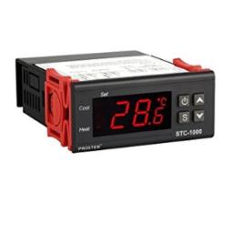 Temperature & Controllers