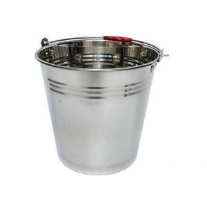14L Stainless steel bucket