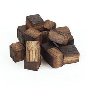 Hungarian oak blocks 100g