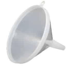 32cm plastic funnel