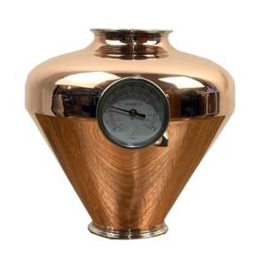 4″ Copper Whiskey helmet (Onion)