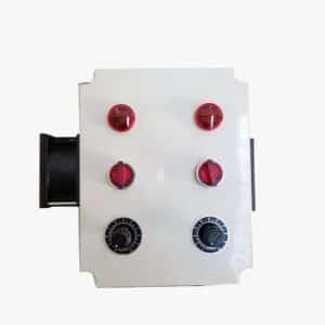 Double 3kw Element Controller