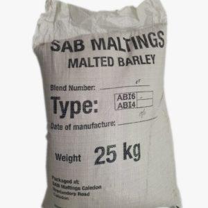 25kg SAB pale malt